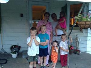 Seman's family